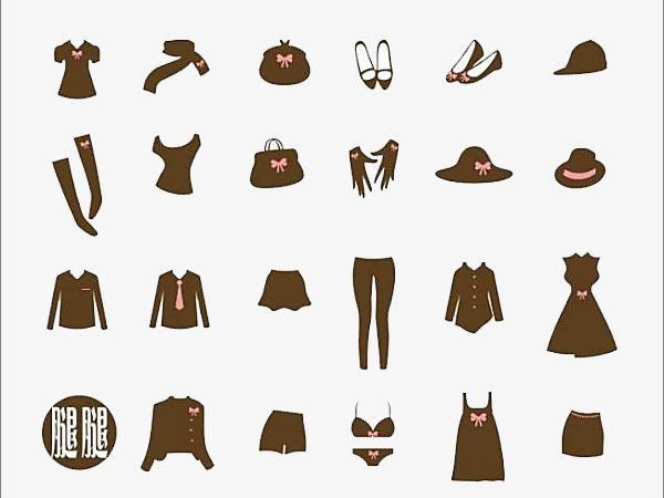 西班牙语衣服外贸词汇